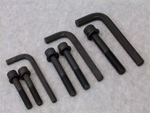 Boomba Racing Engine Mount Bolt Set : Dodge SRT-4