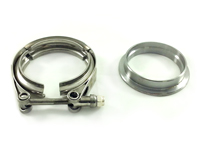 "Bullseye Power 3.0"" V-Band Flange & Clamp (For HX35/40)"