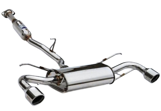 Invidia Q300 Exhaust System Mazda Rx8 20042010 29697: Rx8 Full Exhaust System At Woreks.co