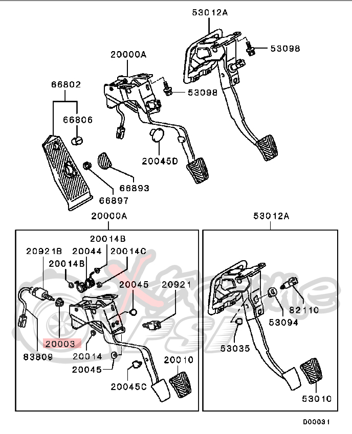 01 mitsubishi montero fuse box diagram