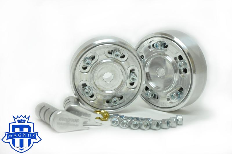 Magnus Adjustable Cam Gears/MIVEC Delete: Mitsubishi EVO X 4B11