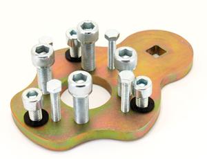 GrimmSpeed Crank Pulley Removal Tool: Subaru WRX/STi