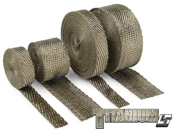 DEI Titanium Wrap with LR Technology