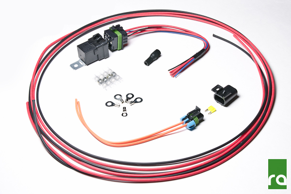 Radium Engineering DIY Fuel Pump Wiring Kit