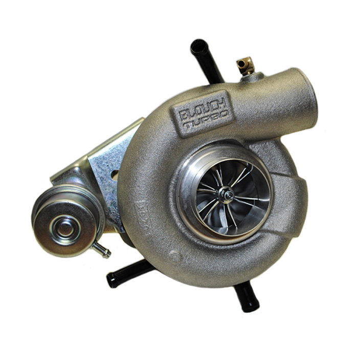 "Blouch Dominator 2.5XT-R ""Polka Pickle"" Ball Bearing Turbocharger : Subaru WRX 2002-2007 & STI 2004-2014"