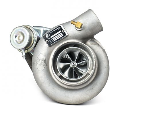 "Forced Performance ""GREEN"" Journal Bearing Turbocharger: Mitsubishi Eclipse 1990-99"