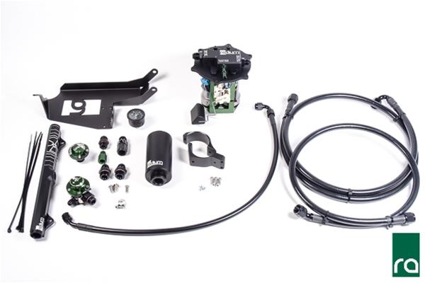 Radium Engineering Fuel Delivery System: Mitsubishi Evolution VIII & IX 2003-2006