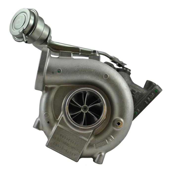 Blouch Dominator 1.0XT Journal Bearing Turbocharger : Mitsubishi Evolution IX 2005-06