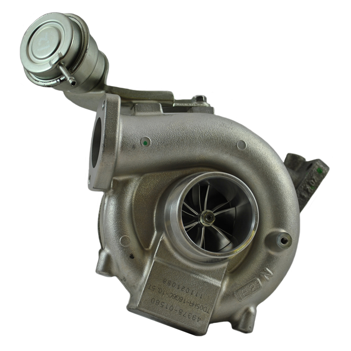 Blouch Dominator 2.0XTR Ball Bearing Turbocharger : Mitsubishi Evolution IX 2005-06 *SALE*