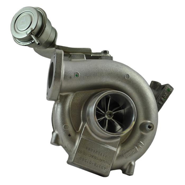 Blouch Dominator 2.0XTR Ball Bearing Turbocharger : Mitsubishi Evolution IX 2005-06