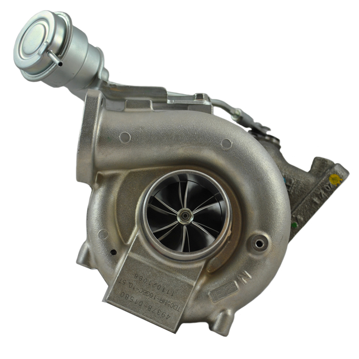 Blouch Dominator 3.0XTR Ball Bearing Turbocharger : Mitsubishi Evolution IX 2005-06 *SALE*