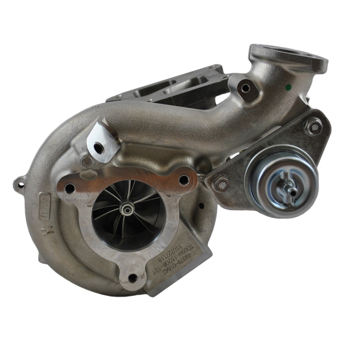 Blouch Dominator 1.0XTR Ball Bearing Turbocharger : Mitsubishi Evolution X 2008-15 *SALE*