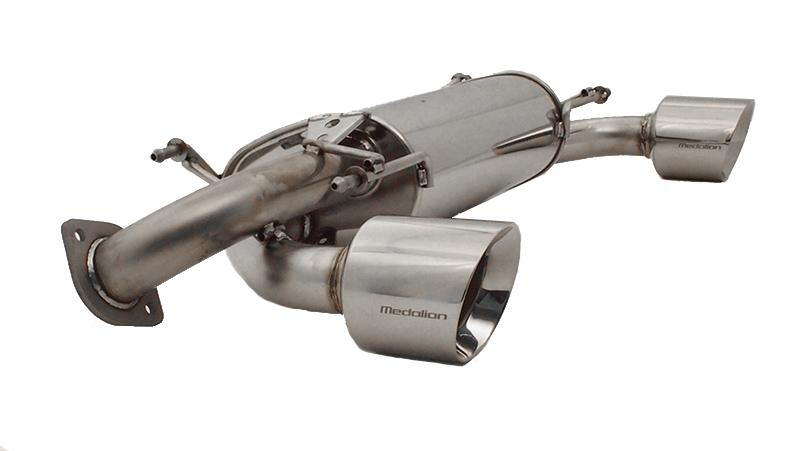 Tanabe Medallion Touring Catback Exhaust: BRZ/FR-S 2013+