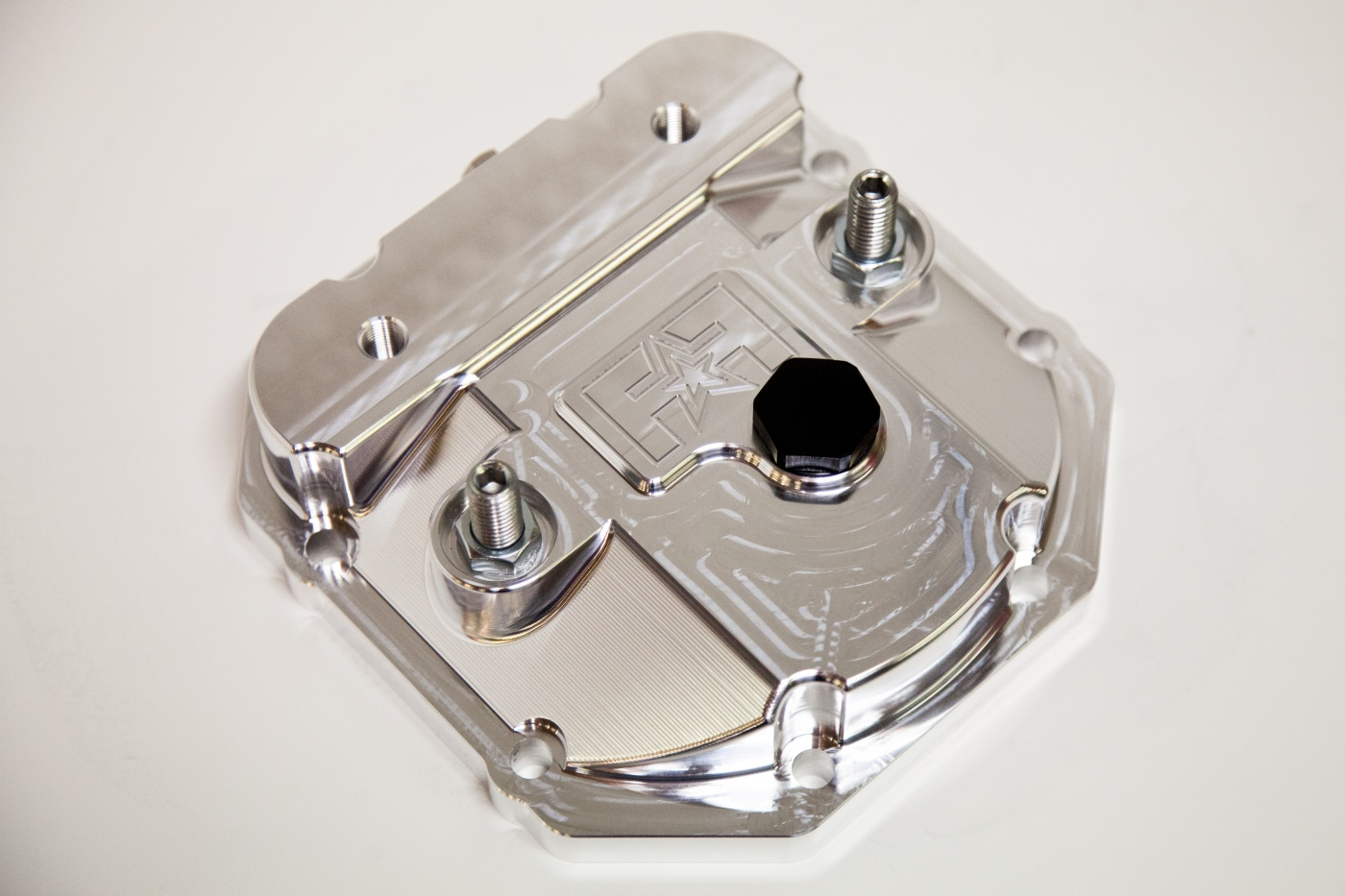 Frontline Fabrication Girdled Rear Differential Cover: Mitsubishi Eclipse 90-94