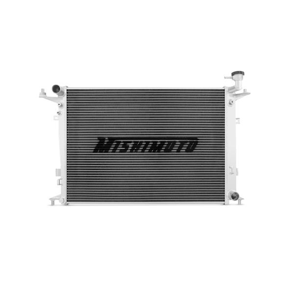 Mishimoto Aluminum Race Radiator: Hyundai Genesis Coupe V6 2010-12