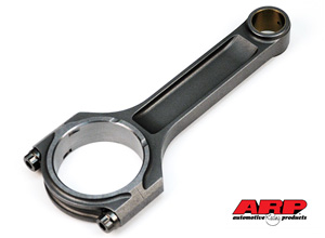 Brian Crower I-Beam Connecting Rods w/ARP 625+ Rod Bolts: Mitsubishi Eclipse 4G63 7-Bolt & EVO VIII/IX