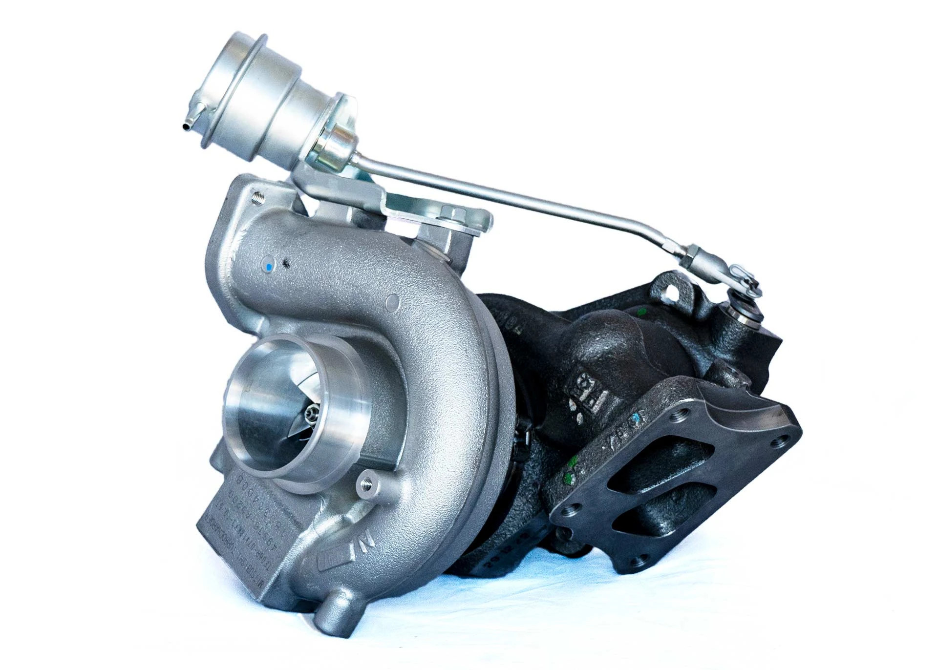 Forced Performance/MHI TF06-18K Turbocharger: Mitsubishi EVOLUTION IX 2005-06