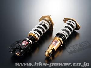 HKS Hipermax IV GT Coilover Kit: Subaru STI 2005-07