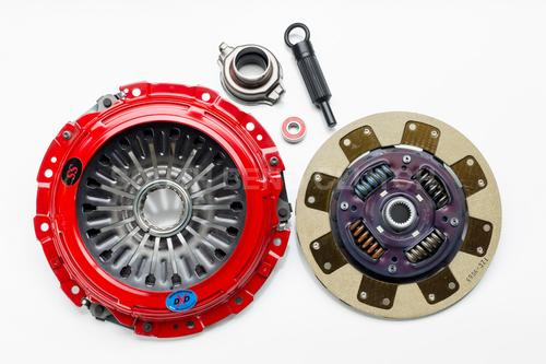 South Bend Clutch Stage 3 Endurance Clutch Kit : Honda/Acura B-Series (325 ft/lbs)