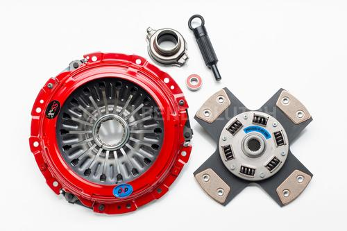 South Bend Clutch Stage 4 Extreme Clutch Kit : Honda/Acura B-Series (400+ ft/lbs)
