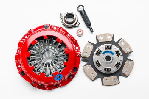 South Bend Clutch Stage 2 Drag Clutch Kit : Honda/Acura B-Series (300 ft/lbs)
