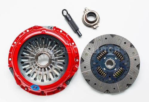 South Bend Clutch Stage 2 Endurance Clutch Kit : Mitsubishi Evolution 8 & 9 2003-2006 (525 ft/lbs)