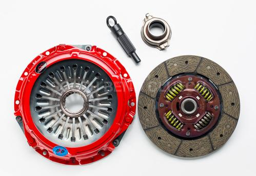 South Bend Clutch Stage 3 Daily Clutch Kit : Mitsubishi Evolution 8 & 9 2003-2006 (595 ft/lbs)