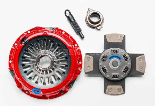 South Bend Clutch Stage 4 Extreme Clutch Kit : Mitsubishi Evolution 8 & 9 2003-2006 (750 ft/lbs)