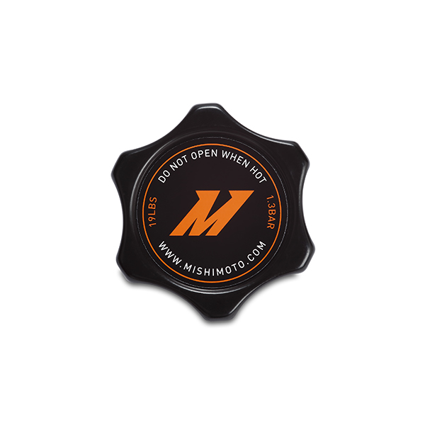 Mishimoto High Pressure 1.3 Bar Radiator Cap Small (Fits most Imports)