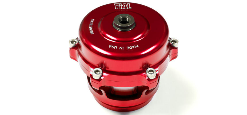 TiAL 50mm Q Blowoff Valve