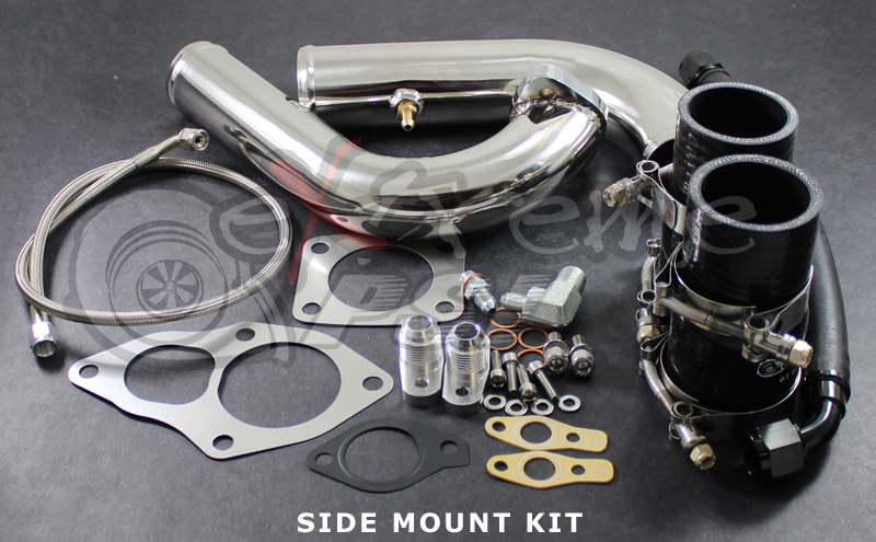 Extreme PSI 16G Install Kit V2: Mitsubishi Eclipse 95-99 *SALE*