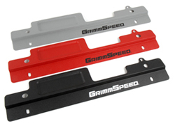 GrimmSpeed Radiator Shroud w/ Tool Tray: Subaru WRX/Sti 02-07
