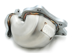 Megan Racing SS Turbo Outlet(O2) Housing: Mitsubishi Lancer EVO X