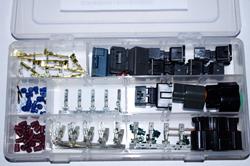 Sheridan Engineering Base Connector Kit: Mitsubishi Eclipse 95-99 DSM Base Engine w/ 1G CAS
