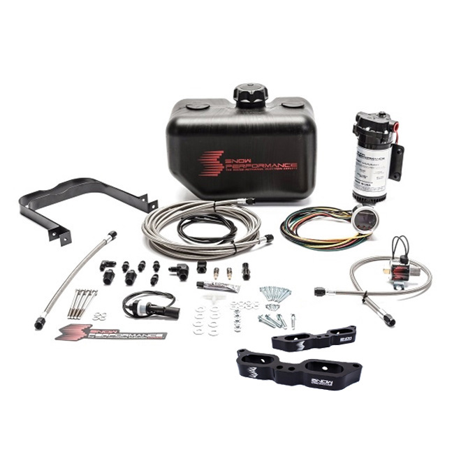 Snow Performance Stage 2 Boost Cooler 2015+ Subaru WRX TGV Delete Water-Methanol Injection System