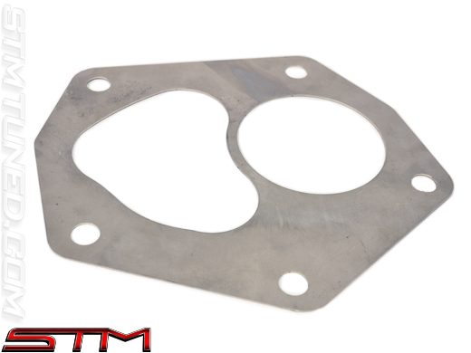 STM Divided Turbo Outlet Gasket: Mitsubishi EVOLUTION X 2008-2015