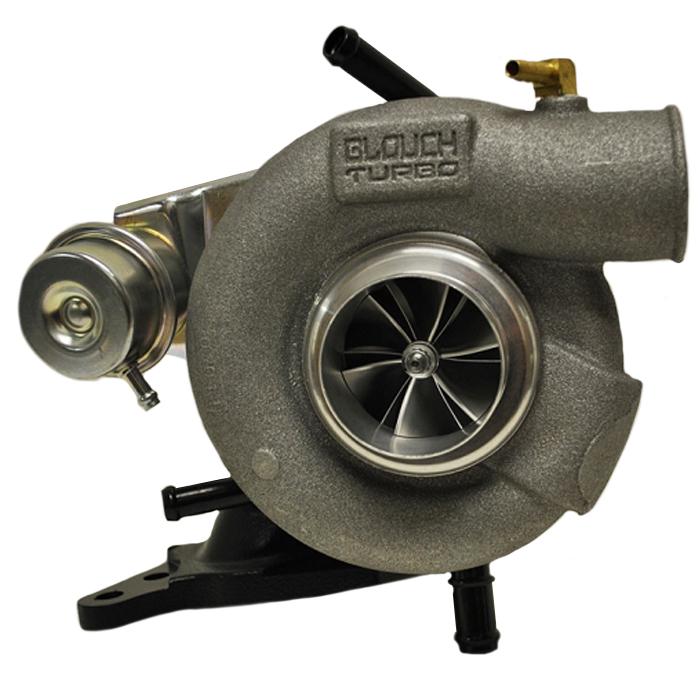 Blouch Dominator 3.0XT-R Twinscroll Ball Bearing Turbocharger : Subaru WRX 2002-2007 & STI 2004-2014