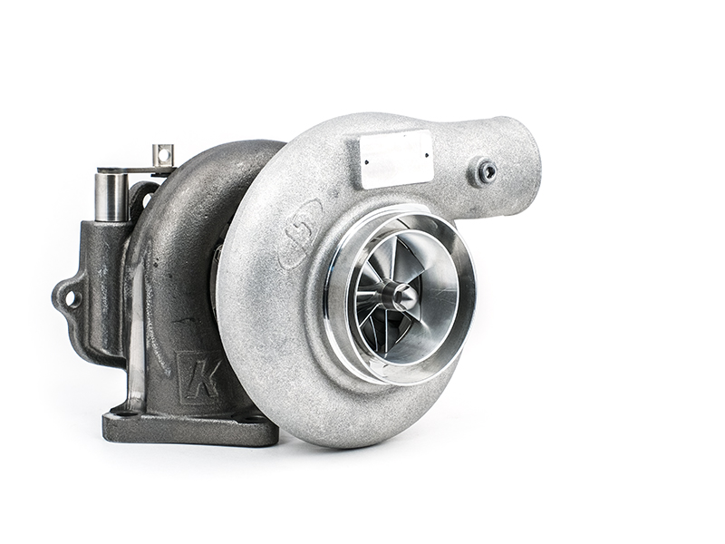 "Forced Performance ""BLACK 82HTZ"" Ball Bearing Turbocharger: Subaru WRX 2002-07 & STI 2004-18 *SALE*"