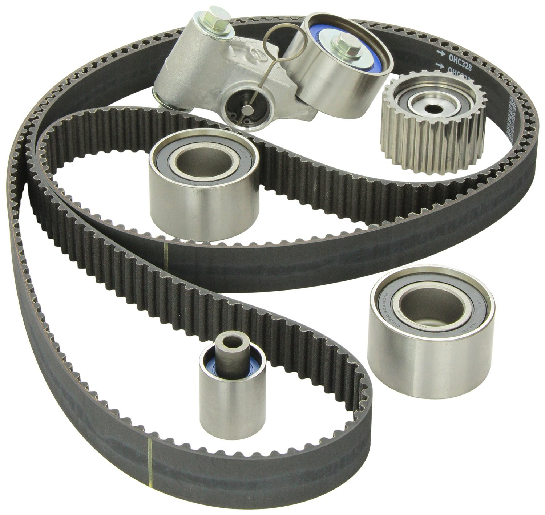 Gates Timing Belt Kit (No Water Pump): Subaru WRX EJ20 02-03