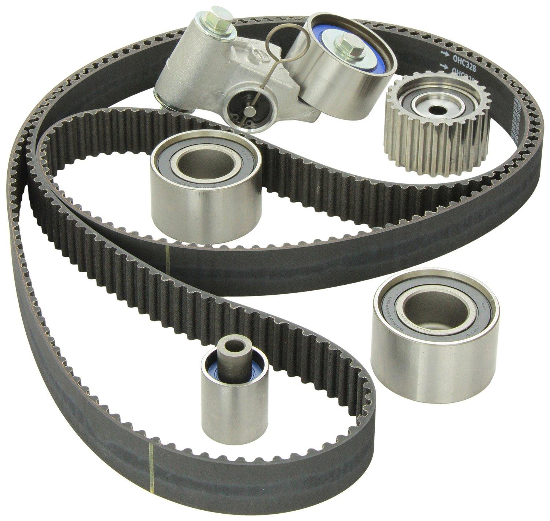 Gates Timing Belt Kit (No Water Pump): 08-13 Subaru EJ25 WRX/STI