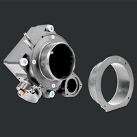 Boomba Racing 75MM Throttle Body : Mitsubishi EVO VIII-IX