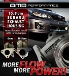 AMR 10.5cm Subaru Exhaust Housing