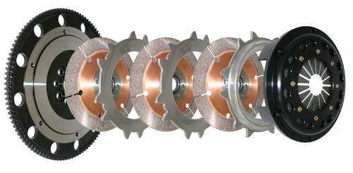 Competition Clutch Triple Disc Clutch Kit : Mitsubishi EVO VIII & IX 03-06