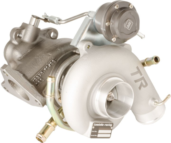 Tomioka Racing Billet TD05-20G Turbocharger: Subaru WRX 2002-07 & STI 2004-15 *SALE*
