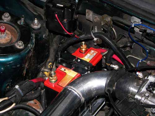 extreme psi your 1 source for in stock performance partsjm fab pc680 small battery kit mitsubishi eclipse 95 99 20462