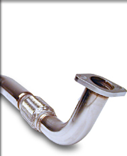 Apexi GT Downpipe : Mitsubishi Eclipse GST 95-99 Turbo