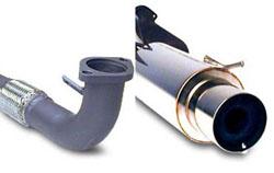 Apexi N1 Downpipe & Exhaust Combo : Mitsubishi Eclipse
