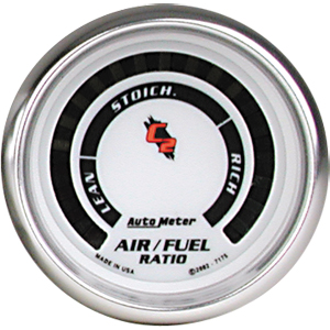 Auto Meter C2 Gauge : Air/Fuel Ratio