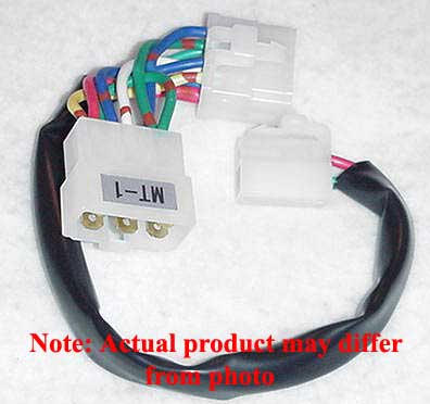 Turbo Timer Harness: 89-94 Mitsubishi Eclipse GST/GSX