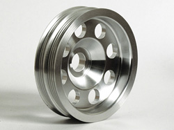 Unorthodox Racing: Stock Diameter Ultra Sc Lightened Crank Pulley: Subaru WRX/STi 02-07